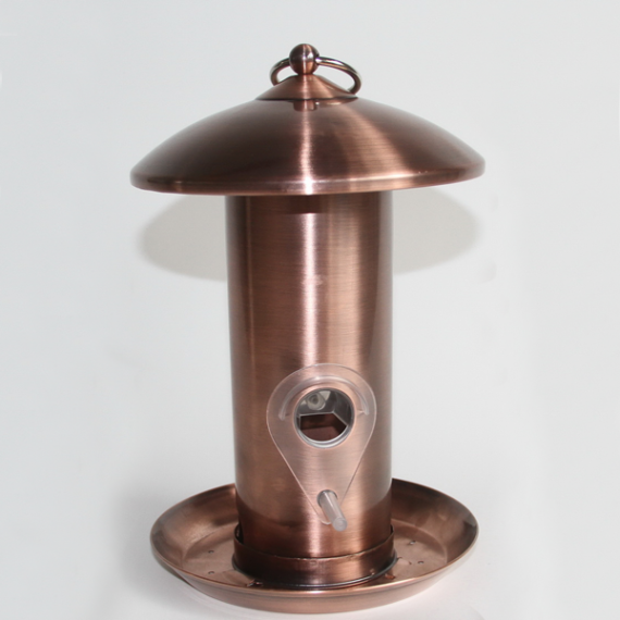 Chic-Tube-Feeder-(Copper)-Solid