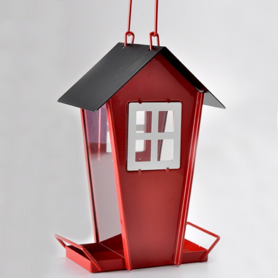 Cottage-Feeder-(Red)