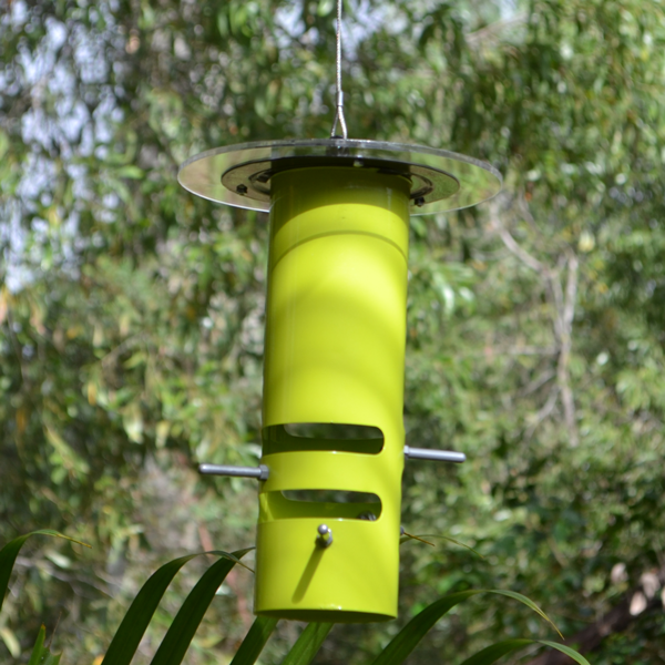 Sheltered-Tube-Feeder-(Green)_Featured