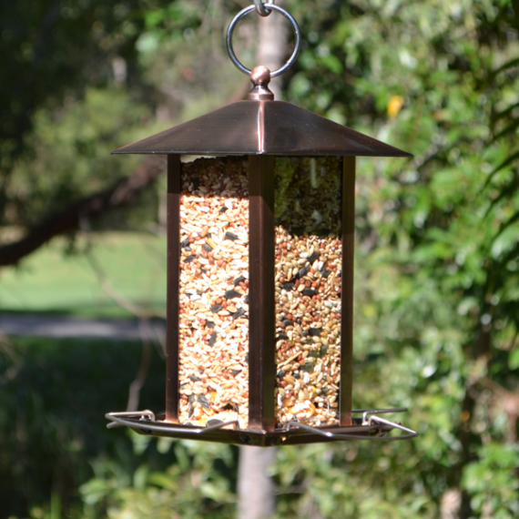 Zen-Bird-Feeder-(Copper)-Featured
